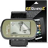 (2-Pack) EZGuardZ Screen Protector for Garmin Foretrex 401 (Ultra Clear)