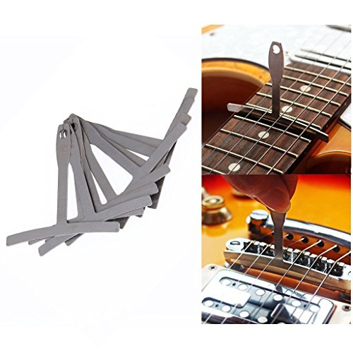 MagiDeal Exquisite Wooden Unfinished Guitar Body with Guitar Repair Tools DIY for Strat ST Electric Guitar Parts by non-brand (Image #2)