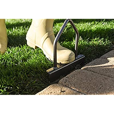 Yard Butler M-7C Lawn Spike Aerator : Hand Operated Aerators : Garden & Outdoor