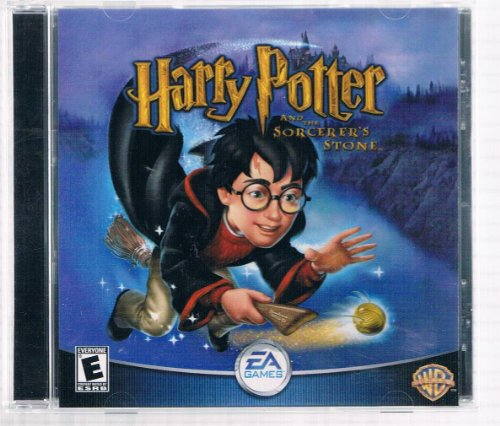 Harry Potter and the Sorcerer's Stone (CD-Rom)