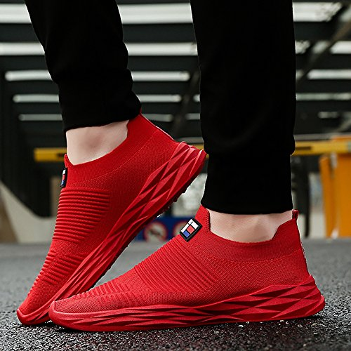 Sneakers Sock No Running Shoes Flyknit 66 Town Red Men BRxCqfFw