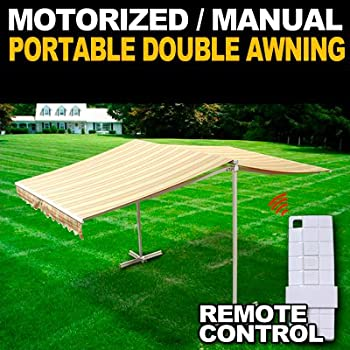 Amazon.com : Deluxe Free Standing Portable Motorized ...