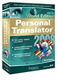 Personal Translator 2008 Home - World Edition