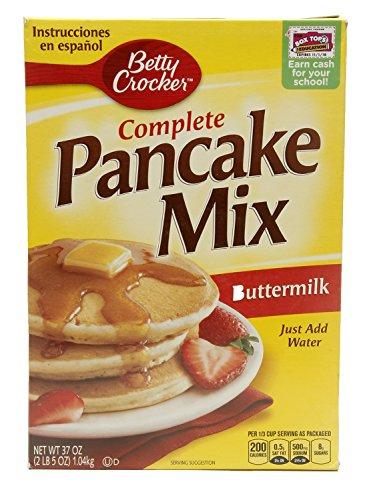 Complete Buttermilk Pancake Mix - 4