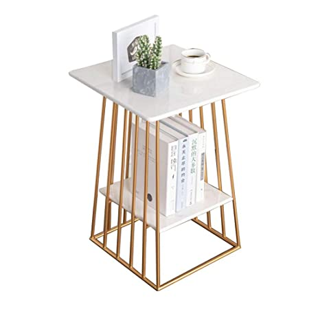 Nan Marble Bedside Table Bunk Bedside Cabinet Simple Living Room