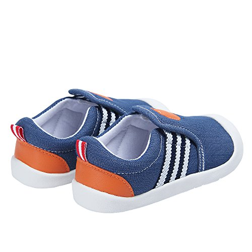 Pictures of Baby Girls Boys Canvas Casual Breathable Rubber 4