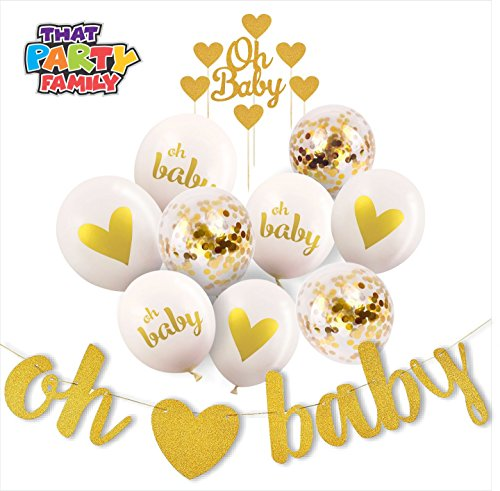 baby shower decorations balloons - 5