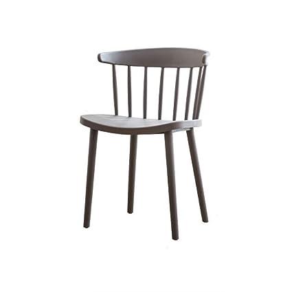 VOne cucina La sedia casuale di plastica moderna semplice della ...