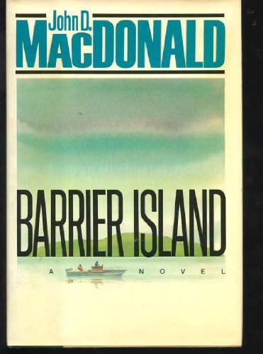 Barrier Island John D MacDonald product image