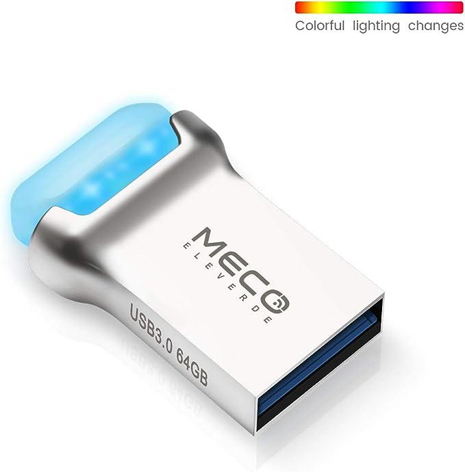Meco Eleverde Usb 3 0 Memory Stick 32 Gb Mini Led Computers Accessories