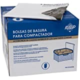 Whirlpool W10165294RB 15-Inch Plastic Compactor Ba, Pack of 60 by Whirlpool, Model: , Hardware Store