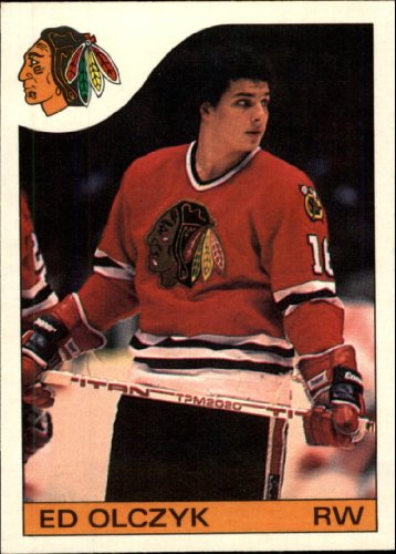 1985 Topps Hockey Card - 3