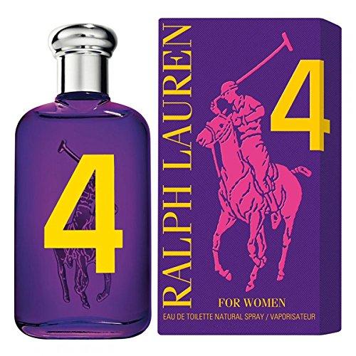 Amazon.com : Ralph Lauren Eau de Toilette Spray, The Big Pony Collection No. 4, 1.7 Ounce : Beauty