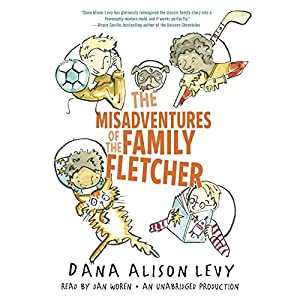 The Misadventures of the Family Fletcher Audiobook