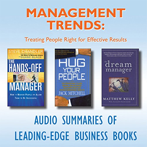 Management Trends: Treating People Right for Effective Results (Mp Service Management compare prices)
