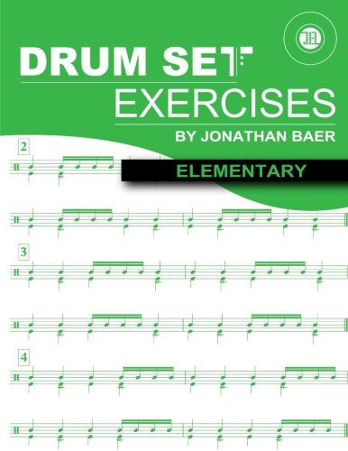 Drum Elementary - Elementary Drum Set Exercises