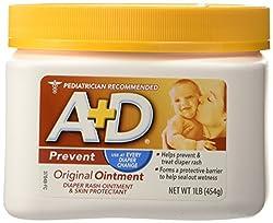 A+D Original Ointment 1 Lb Tub (473ml)