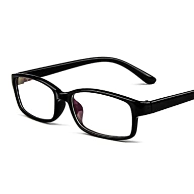 f84532debf Kids Glasses Frame - Children Eyeglasses Clear Lens Retro Reading Eyewear  for Girls Boys - Juleya  Amazon.co.uk  Clothing