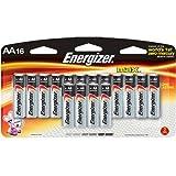 BATTERY, ENERGIZER MAX, AA 16 PK.