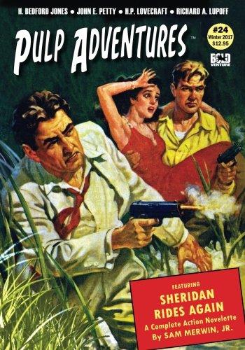 Pulp Adventures #24 (Volume 24)