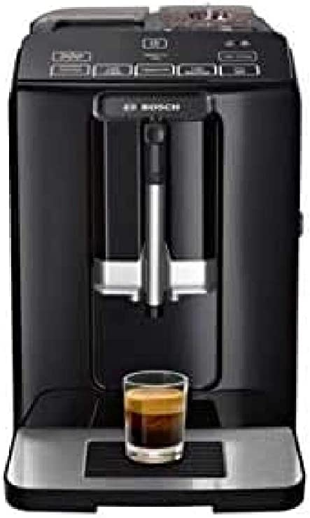 Bosch TIS30129RW - Cafetera (Independiente, Máquina espresso, 1,4 L, Granos de café, De café molido, 1300 W, Negro): Amazon.es: Hogar