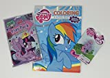 My Little Pony Coloring & Activity Book, Play Pack, and Eraser