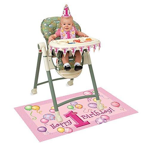 Pink 1st Birthday Polka Dot Candle: Amazon.com: Oasis Supply 1st Birthday Polka Dot Girl