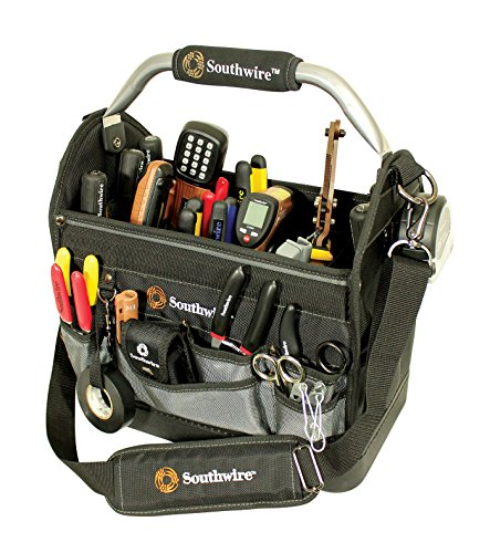 Southwire Tools & Equipment BAGOT15 15-Inch Open Top Tool Bag Carrier ()