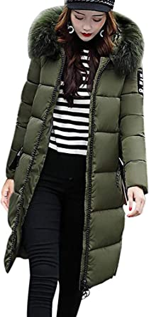 manteau doudoune femme avec fourrure et chapuche