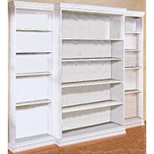 Build Your Own BOOKCASE Custom Library Bookshelves Any Size Pattern DIY PLANS; So Easy, Beginners Look Like Experts; PDF Download Version so you can get it NOW!