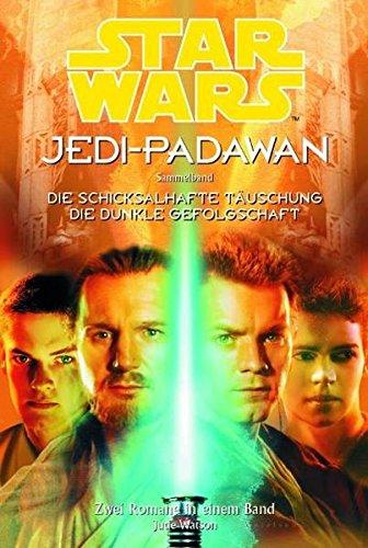Star Wars Jedi Padawan, Sammelband 07: Die schicksalhafte Täuschung, Die dunkle Gefolgschaft