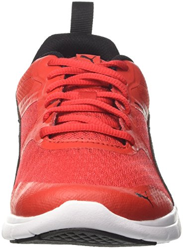 Adulte Chaussures Puma Cross puma Mixte Essential de Scarlet Flame Black Flex Rouge 7wwaErqY