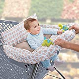 Summer Infant 2-in-1 Cushy Cart Cover and Seat