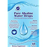 Natural Home Cures Pure Alkaline Water Drops Contains Bioavailable Australian Great Barrier Reef Coral Calcium