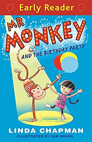 book cover of Mr Monkey and the Birthday Party