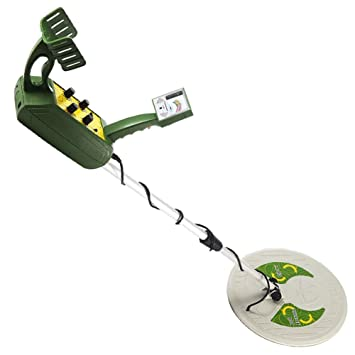 Detector de metales subterráneo 10 metros Cazador de tesoros al aire libre de alta precisión: Amazon.es: Bricolaje y herramientas