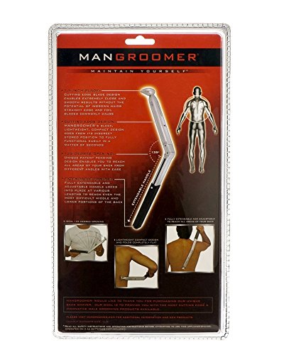Mangroomer do it yourself electric back hair shaver disfruta mangroomer do it yourself electric back hair shaver solutioingenieria Images