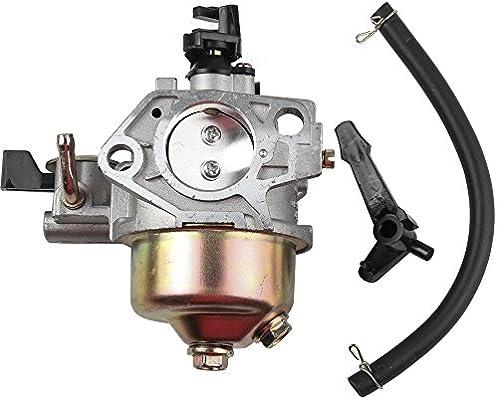 Amazon.com: Dalom GX390 - Junta de carburador con línea de ...
