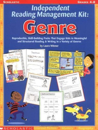 Independent Reading Activities (Independent Reading Management Kit: Genre)