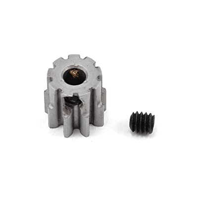 Robinson Racing 1709 Hardened 9T Pinion Gear 32P: Toys & Games