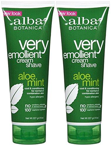 Alba Botanica Moisturizing Cream Shave