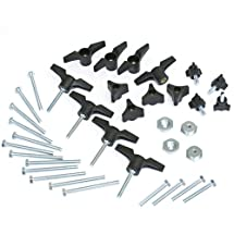 Eagle America 416-2401 36 Piece Jig & Fixture Hardware Kit