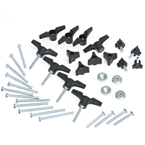 Eagle America 416-2401 36 Piece Jig /& Fixture Hardware Kit