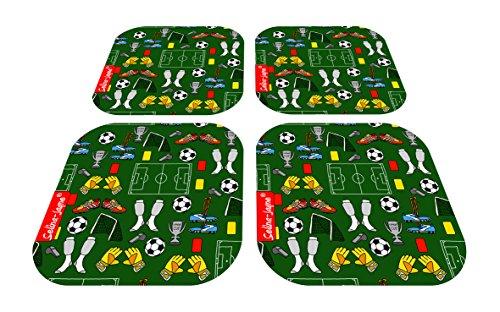 (Selina-Jayne Football Limited Edition Designer Coaster Gift Set)