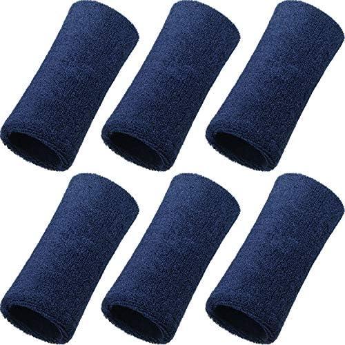 WILLBOND Sweatband Wristbands Elastic Athletic product image