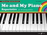 img - for Me and My Piano Repertoire: For the Young Pianist (Faber Edition: The Waterman / Harewood Piano Series) book / textbook / text book