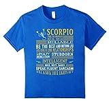 Scorpio thing, Scorpio fact, Zodiac Scorpio Shirts