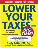 img - for Lower Your Taxes - BIG TIME! 2017-2018 Edition: Wealth Building, Tax Reduction Secrets from an IRS Insider book / textbook / text book