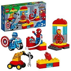 LEGO 10921 Super Heroes Lab