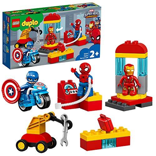 Lego 6288660 Lego Duplo Lego Duplo Marvel Avengers Laboratorium Van Superhelden – 10921, Multicolor
